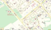 Карта проезда к спорткомплексу Олимп